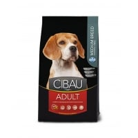 Cibau Adult Medium, 2.5 kg
