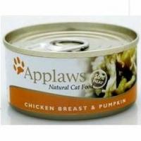Applaws Cat Adult Piept de Pui si Dovleac 156 g