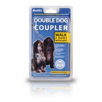 Lesa pentru doi caini Double Dog Small
