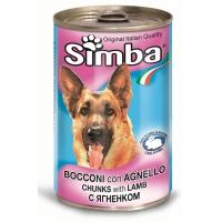 Conserva Simba Dog cu Miel 415 g