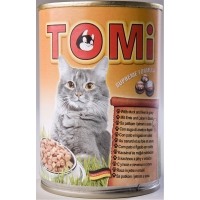Conserva Tomi Cat cu Rata si Ficat, 400 g
