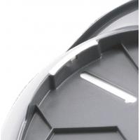 Cos Plastic Siesta Deluxe 12 Argintiu (111 X 80.5 X h33.5 cm)