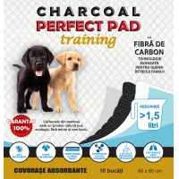 Covorase Absorbante cu Carbon, Perfect Pad, 60x60 cm, 10 bucati