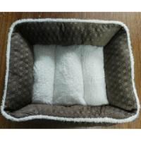 Culcus pentru Caini Enjoy cu Doua Fete, 60x55x20 cm