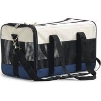 Geanta Transport Textila pentru Caini si Pisici 48x25x27.5cm