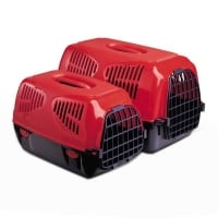 Cusca Transport MPS Sirio Small Rosu, 50x33x31 cm