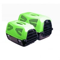 Cusca Transport MPS Sirio Small Verde, 50x33x31 cm