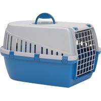Cusca de Transport Pet Expert Smart Albastra  - 56 x 33 x 33 cm