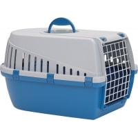Cusca de Transport Pet Expert Smart Albastra  - 56 x 33 x 33 cm