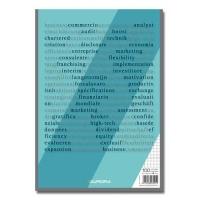 Blocnotes lipit, A4, 100 file - 70g/mp, AURORA Office - matematica