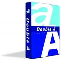 Hartie alba pentru copiator A4, 500coli/top, clasa A, Double A*