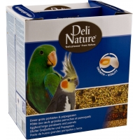 Deli Nature Hrana Papagali Mari pe Baza de Oua Proaspete 10kg