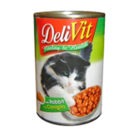 DeliVit Cat Iepure 400 g