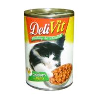 DeliVit Cat Pui 400 g