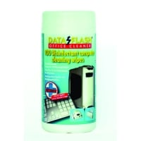 Servetele umede dezinfectante pentru curatare suprafete din plastic, 100/tub, DATA FLASH