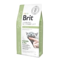 Brit Grain Free Veterinary Diets Cat Diabetes 5 kg