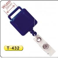 Dispozitiv pentru legitimatii, forma patrata, 20 x 20 mm, agatatoare lanyard, KE