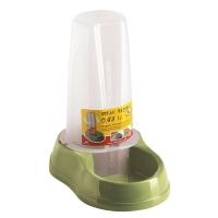 Distribuitor de Hrana sau Apa, 650 ml, Verde