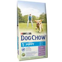 Dog Chow Puppy Miel, 14 kg + 2.5 kg Gratuit