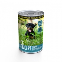 Dog Concept Conserva Junior, 415 g