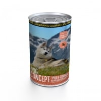 Dog Concept Conserva Pui Si Curcan, 1.24 Kg