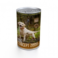 Dog Concept Conserva Pui Si Ficat, 1.24 Kg