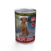 Dog Concept Conserva Vita Si Ficat, 415 g