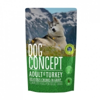 Dog Concept Plic Curcan, 100 g