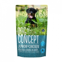 Dog Concept Plic Junior, 100 g
