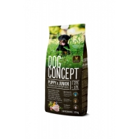 Dog Concept Puppy & Junior, 15 Kg