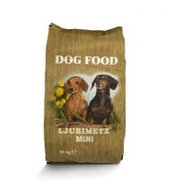 Dog Food by Ljubimetz Mini, 10 kg