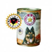 Hrana Umeda Dog Patrol cu Pui, 415 g