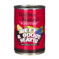 Dolina Noteci Superfood Dog Vita si Inimi Gasca 800 g