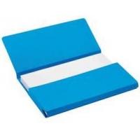 Dosar din carton, cu buzunar, JALEMA Secolor - albastru