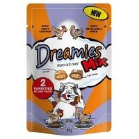 Recompense Dreamies Mix Pui cu Rata 60 g