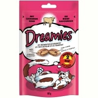 Recompense Dreamies cu Vita 60 g