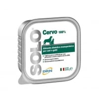 Solo DRN Dog Cat Cerb, 100 g