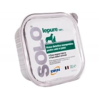 Solo DRN Dog Cat Iepure, 100 g