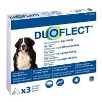 DUOFLECT, spot-on, soluție antiparazitară, câini 40-60kg, 3 pipete