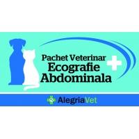 Voucher Ecografie Abdominala Alegria Vet
