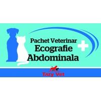 Voucher Ecografie Abdominala Tazy Vet