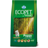 Ecopet Natural Puppy Mini 2.5 kg