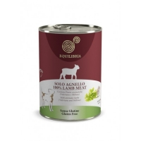 EQUILIBRIA DOG SINGLE PROTEIN MIEL 410 G