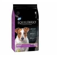 Pachet 2 x Equilibrio Adult Dog Small Breed 7.5kg