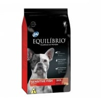 Equilibrio Adult Dogs Sensitive cu Somon, 12 kg