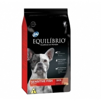 Equilibrio Adult Dogs Sensitive cu Somon, 12 kg