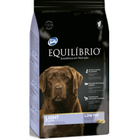 Equilibrio Dog Adult Light, 15 kg