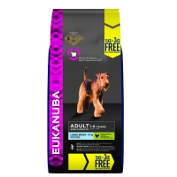 Eukanuba Adult Large Breed 15 kg + 3 kg GRATUIT