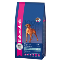 Eukanuba Mature si Senior Large Breed 15 kg