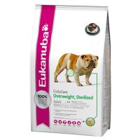 Eukanuba Overweight and Sterilised 12,5 kg